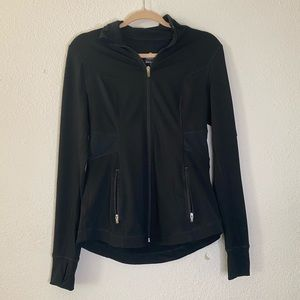 Old Navy Active Work Out Zip up Black Jacket